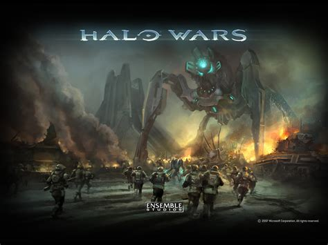 imagenes de halo halo wars wallpaper hd wallpapersafari