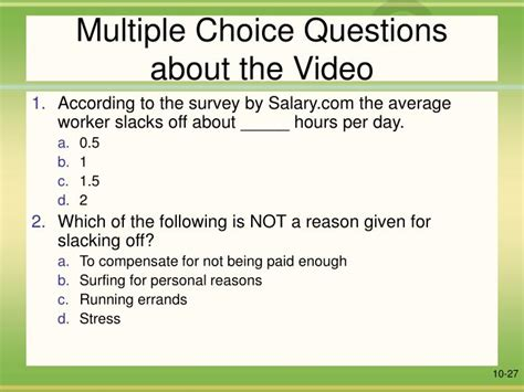 patterns in nature multiple choice questions ppt the nature of human relations powerpoint