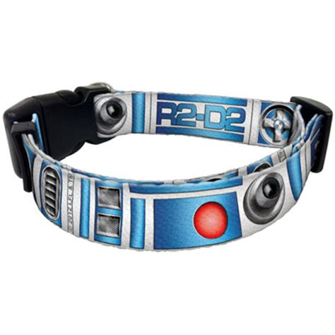 wars collar wars r2 d2 collar