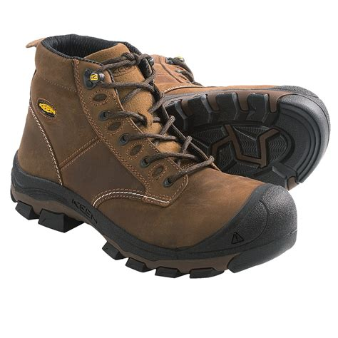 keen corvallis work boots steel toe for save 47