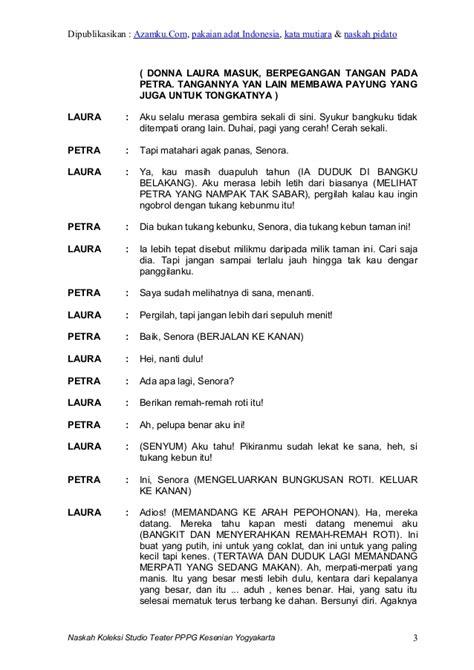 membuat cerpen contoh contoh tugas bahasa indonesia membuat drama 4 orang