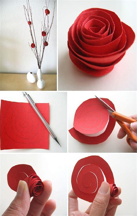 Give Your A Blume This V Day by Aprenda Como Fazer Uma Rosa De Papel