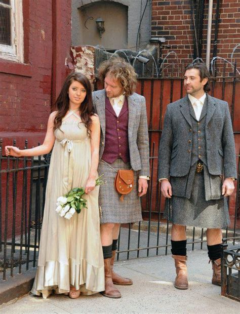 Wedding Kilt by