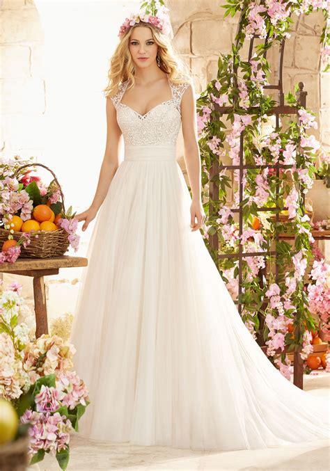 No 1 Embroidery Dress morilee bridal madeline gardner majestic wedding dress