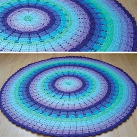 crochet throw rug patterns free rainbow ripple blanket free crochet pattern the whoot
