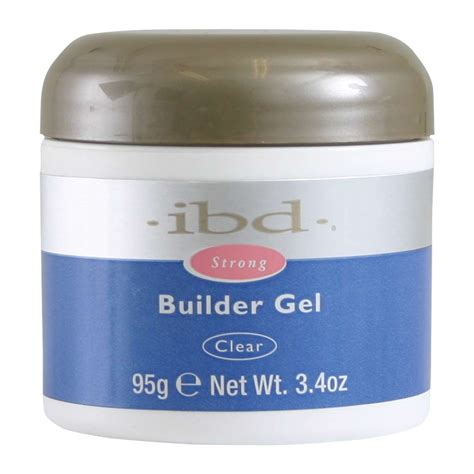 Ibd Gel by Ibd Builder Uv Gel Clear 95g