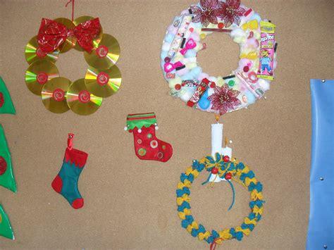 Acornos Echos De Material Reciclable | adornos en material reciclable imagui