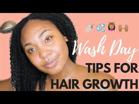 download hair growth tips download natural hair my top 5 wash day tips for hair