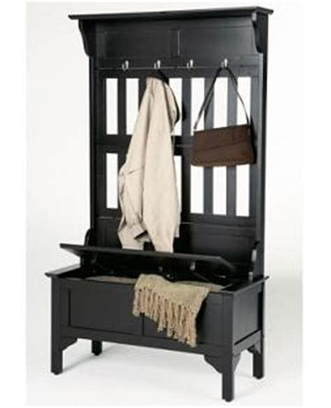 narrow hall tree storage bench black hall tree and storage bench in one home interior design themes