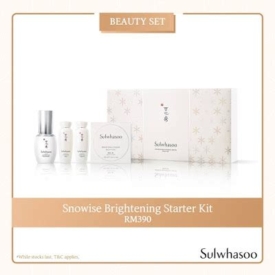 Sulwhasoo Set Promo sulwhasoo free door gift 50 re opening special