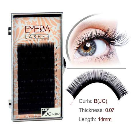 Prime Your Lashes by Beautier Eyelash Extension Prime Silk S016 Py1 Emeda Eyelash