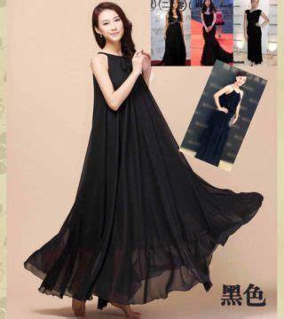 Dress Korea Hitam Zipper Import Promo Murah dress pesta hitam 2017 model terbaru jual murah import kerja