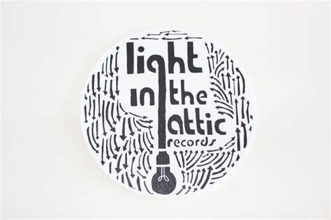 The Light In The Attic by Light In The Attic Slipmat Light In The Attic Records