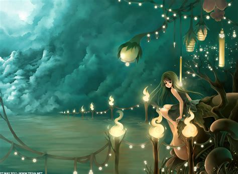 anime fantasy anime fantasy wallpaper wallpapersafari