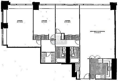 10 e delaware place floor plans floorplans 175 e delaware hancock center