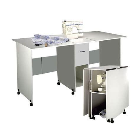 Folding Craft Desk by Venture Horizon Folding Craft Table White 1141 11wh