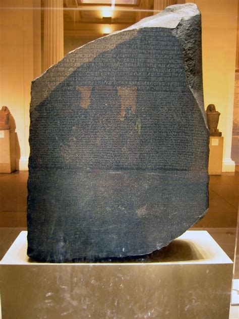 rosetta stone your account is already in use panoramio photo of the rosetta stone at the british museum
