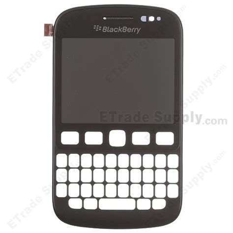Lcd Bb Samoa blackberry 9720 lcd screen and digitizer assembly black etrade supply