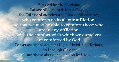 may the god of all comfort may the god of all comfort prints help and possibilities