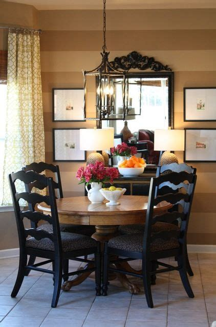 eclectic dining room  emily  clark eclectic dining