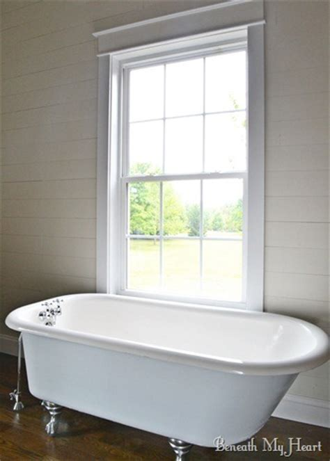 how to refinish a clawfoot bathtub how to refinish an antique claw foot tub check out my new