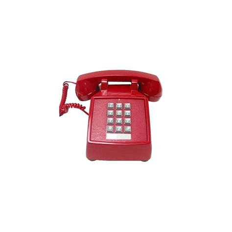 Cortelco Desk Phone by Cortelco Desk Value Line Corded Telephone Itt 2500