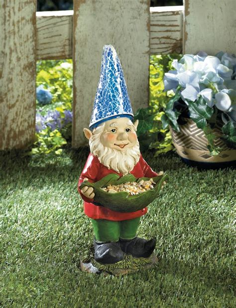 statue or bird you choose which you will be today books 24 best garden gnomes images on garden gnomes
