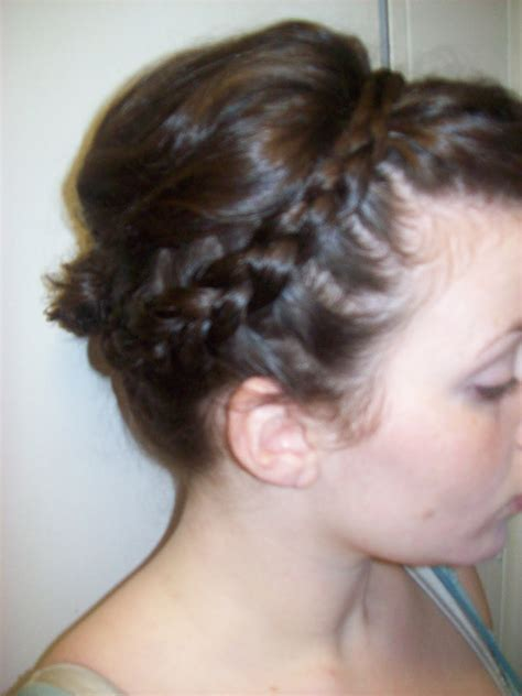 Braided Buns Hairstyles beautiful braided buns hairstyles wallpaper hairstyles ideas