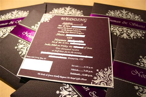 Wedding Invitation Cards Karachi by Mind Blowing Wedding Invitations Theruntime