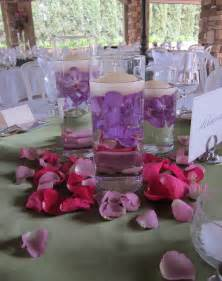 quinceanera table centerpieces sharia s purple centerpieces mostly