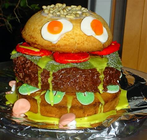 kuchen rührkuchen big mac cake big mac kuchen usa kulinarisch