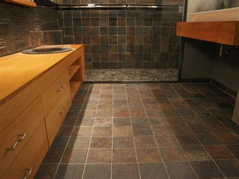 allure bathroom flooring 8 flooring ideas for bathrooms