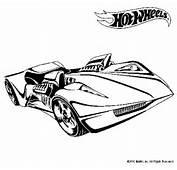 Dibujo De Hot Wheels 4 Para Colorear  Dibujosnet
