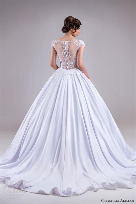 Chrystelle Atallah Spring 2015 Wedding Dresses ? Jeanette