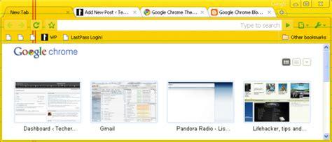 themes beta google chrome beta techerator