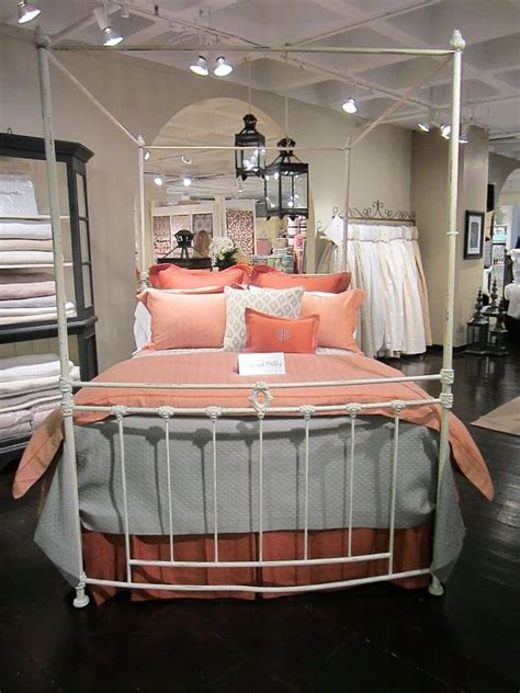 coral grey bedroom grey and coral bedding home decorating pinterest