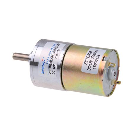 rpm of a motor 100 rpm gear box electric motor 12v dc reversible high