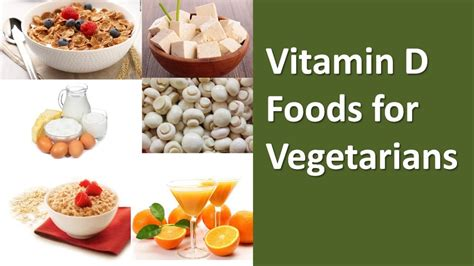 fruit with vitamin d vitamin d foods for vegetarians