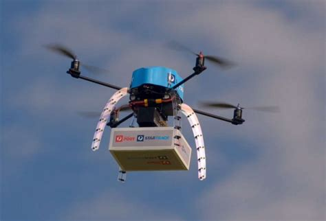 Drone Second auspost seeks second drone trial in 2017 hardware itnews