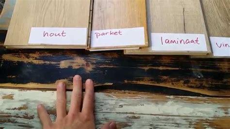vinyl laminaat houten vloer of vinyl of laminaat of parket tips youtube