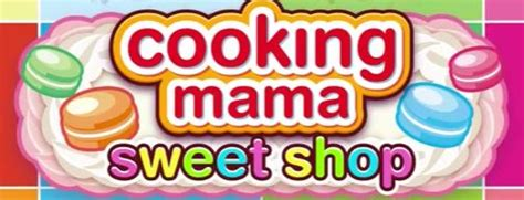 3ds Cooking Sweet Shop Asia cooking sweet shop sur nintendo 3ds jeuxvideo