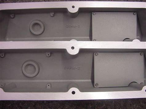 sell holman moody  hipo  ho shelby cobra aluminum valve covers motorcycle  walnut cove