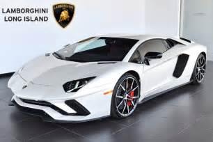 Lamborghini Aventador Monthly Payment 2017 Lamborghini Aventador S Bentley Island