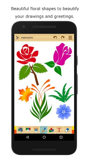 paintastic draw color paint for android app