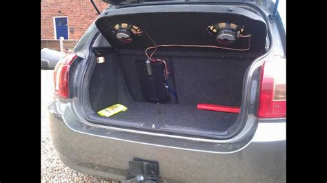 how to install a car lifier wiring