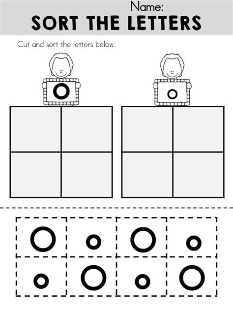 Letter O Activities For Preschool