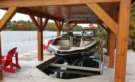 boat house lifts boat house lifts permanent boat lifts shorestation 174