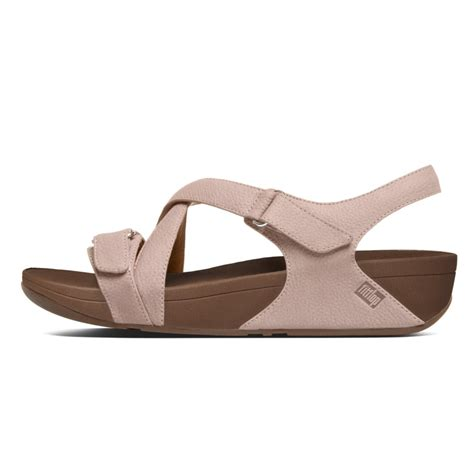 fitflop sandals fitflop fitflop design the skinny beige leather