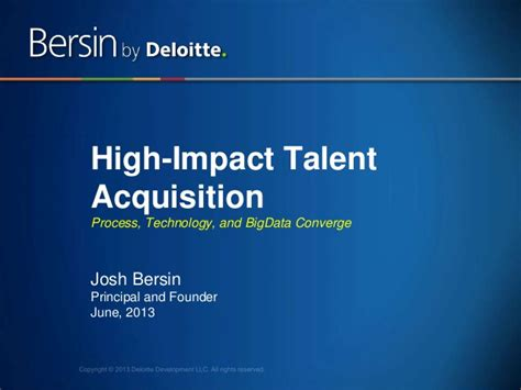 Hiring Agreement Template best practices in recruiting today high impact talent
