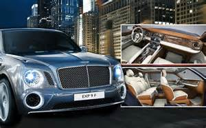 bentley unveils 4x4 but it will set you back